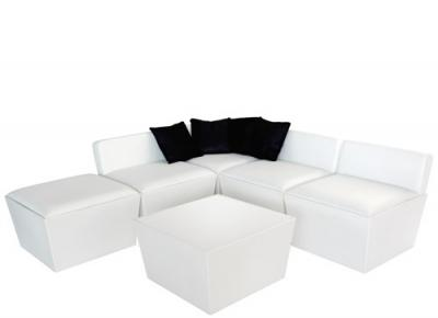 FF/ CONIC LOUNGE Vierkant